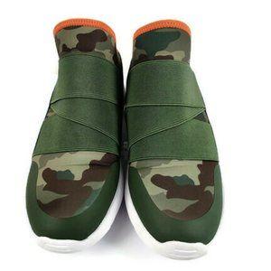 Steve Madden Vine Camou Mule Sneaker Size: 8.5